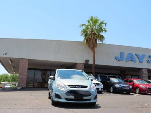 2013 Ford C-MAX Hybrid for sale at Jay Auto Sales in Tucson AZ