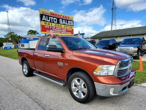 2013 RAM Ram Pickup 1500 for sale at Mox Motors in Port Charlotte FL