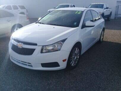 2012 Chevrolet Cruze for sale at 1ST AUTO & MARINE in Apache Junction AZ