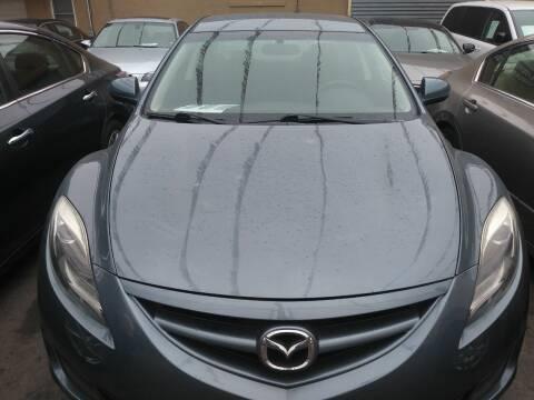 2013 Mazda MAZDA6 for sale at Ultra Auto Enterprise in Brooklyn NY