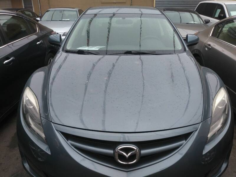 2013 Mazda MAZDA6 for sale at Ultra Auto Enterprise in Brooklyn NY