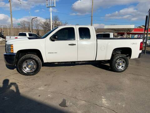 2013 Chevrolet Silverado 2500HD for sale at Steffes Motors in Council Bluffs IA