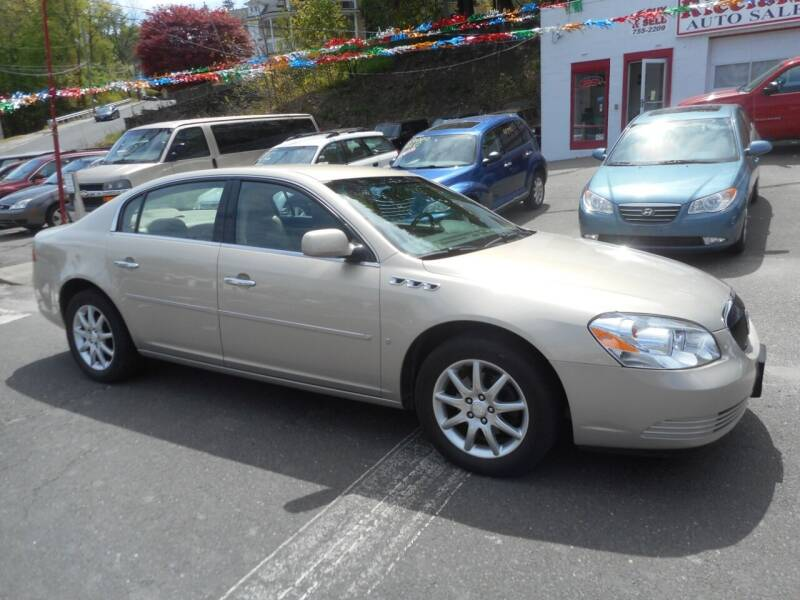 2008 Buick Lucerne for sale at Ricciardi Auto Sales in Waterbury CT