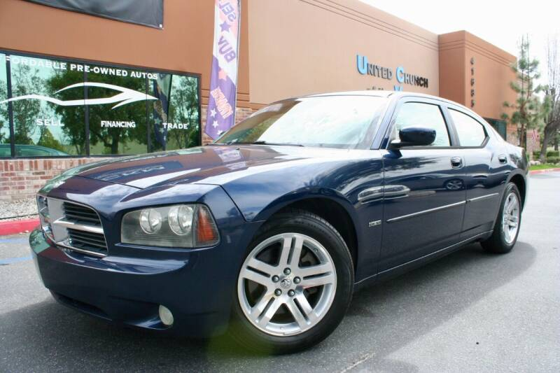 2006 Dodge Charger for sale at CK Motors in Murrieta CA