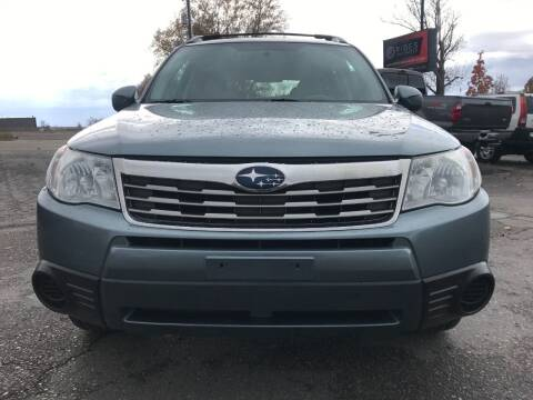 2009 Subaru Forester for sale at Rides Unlimited in Nampa ID