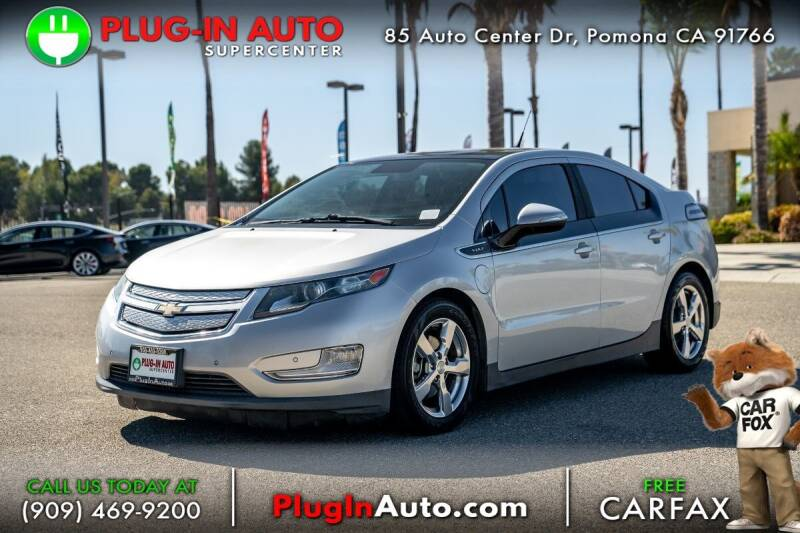 2011 Chevrolet Volt for sale in Pomona, CA