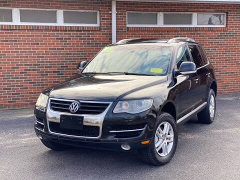 2008 Volkswagen Touareg 2 for sale at Eagle Auto Sales LLC in Holbrook MA