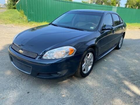 2009 Chevrolet Impala for sale at BD Auto Sales in Richmond VA