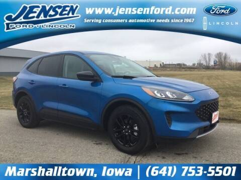 2020 Ford Escape Hybrid for sale at JENSEN FORD LINCOLN MERCURY in Marshalltown IA