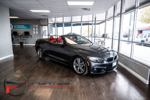 2014 BMW 4 Series for sale at Fortis Auto Group in Las Vegas NV