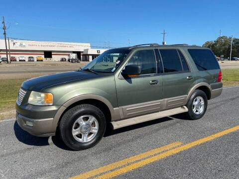 2004 Ford Expedition for sale at Double K Auto Sales in Baton Rouge LA