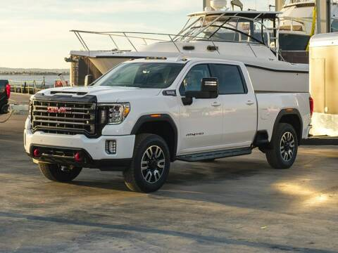 2021 GMC Sierra 2500HD for sale at Rockville Centre GMC in Rockville Centre NY