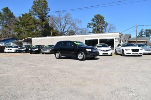2013 Jeep Compass for sale at Barrett Auto Sales in North Augusta SC