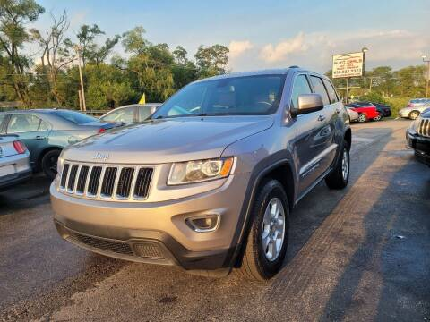 2014 Jeep Grand Cherokee for sale at Auto Deals in Roselle IL