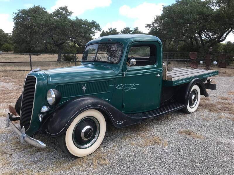 1937 Ford F-1 for sale at Mafia Motors in Boerne TX