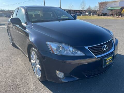 2007 Lexus IS 250 for sale at Shell Motors in Chantilly VA