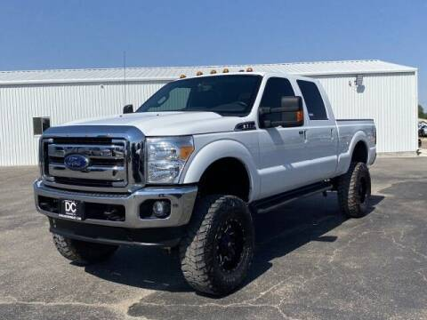 2016 Ford F-250 Super Duty for sale at Bulldog Motor Company in Borger TX