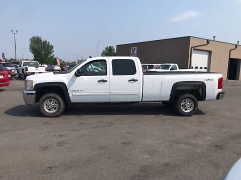 2009 Chevrolet Silverado 2500HD for sale at Crown Motor Inc in Grand Forks ND