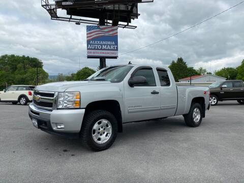 2011 Chevrolet Silverado 1500 for sale at Alexandria Auto Mart LLC in Alexandria PA