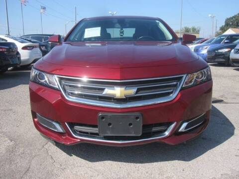 2016 Chevrolet Impala for sale at T & D Motor Company in Bethany OK