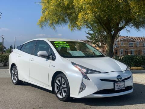2016 Toyota Prius for sale at Esquivel Auto Depot in Rialto CA