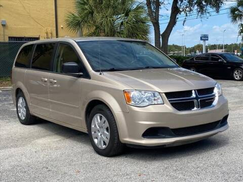 2015 Dodge Grand Caravan for sale at Winter Park Auto Mall in Orlando FL