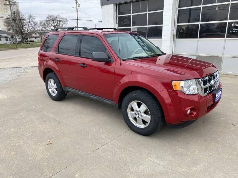 2010 Ford Escape for sale at Kobza Motors Inc. in David City NE
