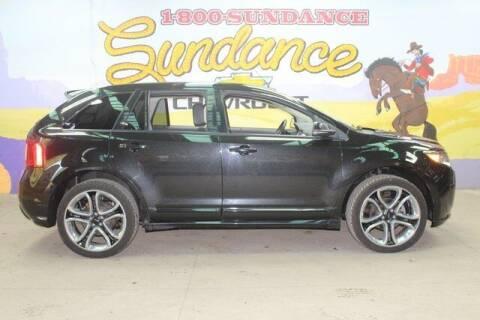 2014 Ford Edge for sale at Sundance Chevrolet in Grand Ledge MI