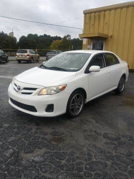 2011 Toyota Corolla for sale at J D USED AUTO SALES INC in Doraville GA