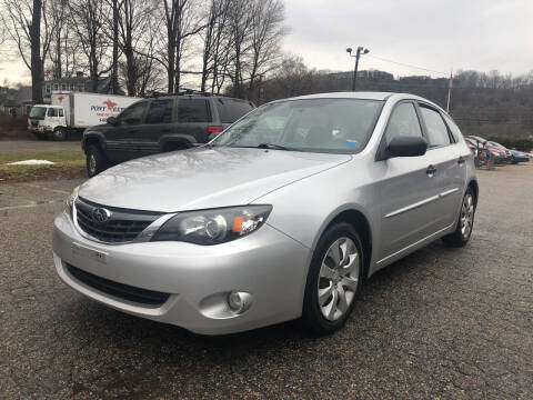 2008 Subaru Impreza for sale at Used Cars 4 You in Serving NY