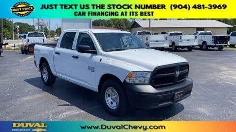 2020 RAM Ram Pickup 1500 Classic for sale at Duval Chevrolet in Starke FL