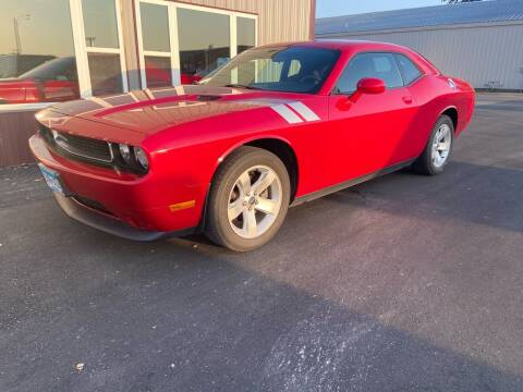 2011 Dodge Challenger for sale at Hill Motors in Ortonville MN