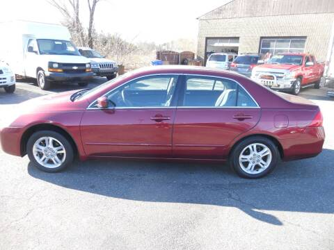 2006 Honda Accord for sale at All Cars and Trucks in Buena NJ