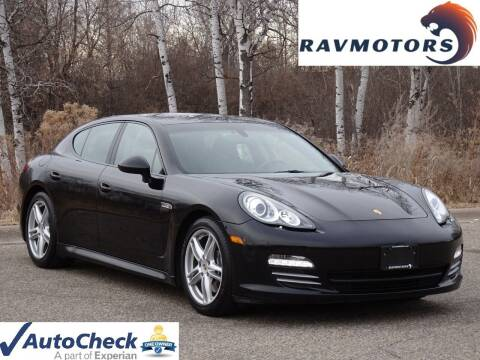 2011 Porsche Panamera for sale at RAVMOTORS in Burnsville MN