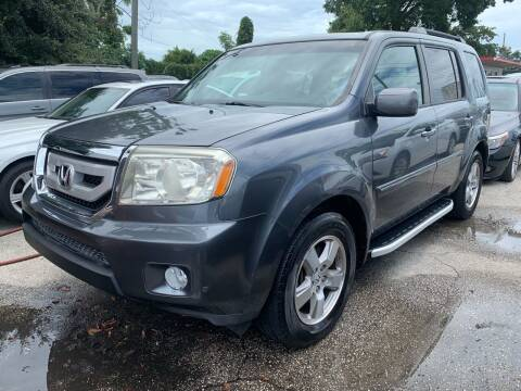 2011 Honda Pilot for sale at P J Auto Trading Inc in Orlando FL