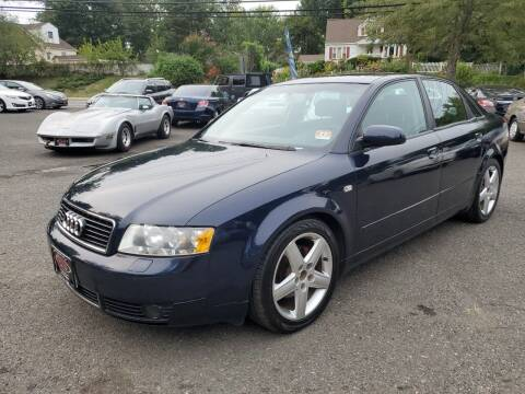 2004 Audi A4 for sale at CENTRAL GROUP in Raritan NJ