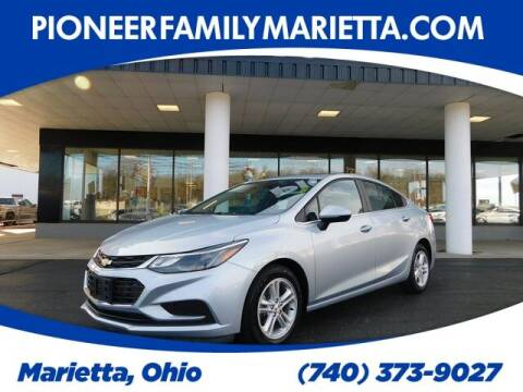 2017 Chevrolet Cruze for sale at Pioneer Family auto in Marietta OH