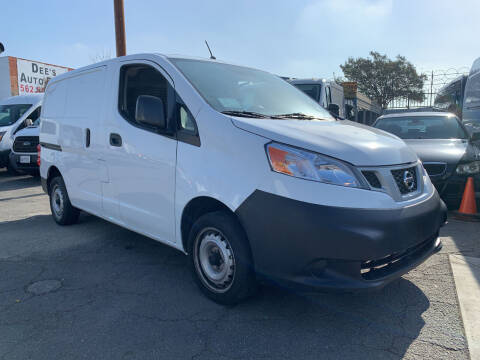 2017 Nissan NV200 for sale at Best Buy Quality Cars in Bellflower CA