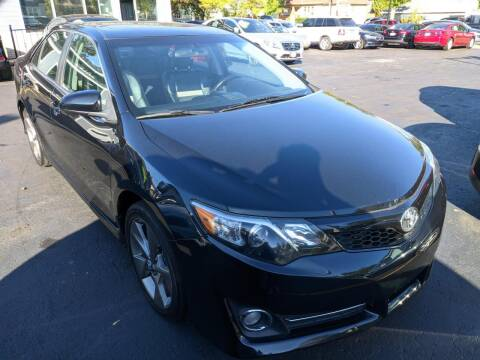 2014 Toyota Camry for sale at CLASSIC MOTOR CARS in West Allis WI
