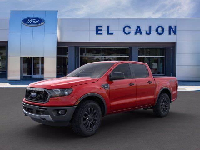 2020 Ford Ranger for sale in El Cajon, CA