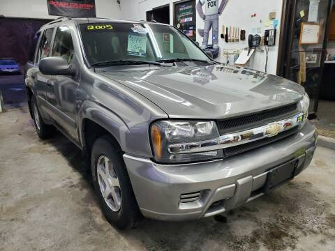 2005 Chevrolet TrailBlazer for sale at Oxford Auto Sales in North Oxford MA