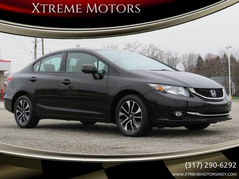 2013 Honda Civic for sale at Xtreme Motors Inc. in Indianapolis IN