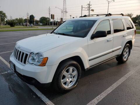 2009 Jeep Grand Cherokee for sale at Capital Fleet  & Remarketing  Auto Finance in Columbia Heights MN