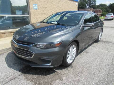 2017 Chevrolet Malibu for sale at Southern Auto Solutions - Georgia Car Finder - Southern Auto Solutions - 1st Choice Autos in Marietta GA