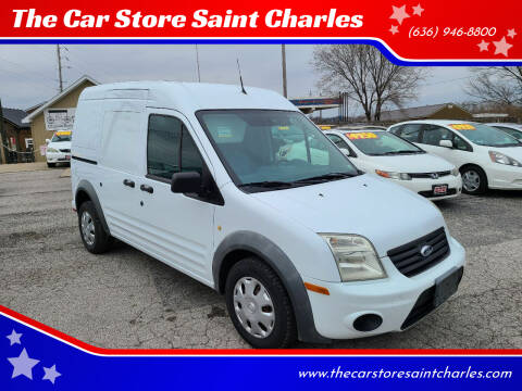 2011 Ford Transit Connect for sale at The Car Store Saint Charles in Saint Charles MO
