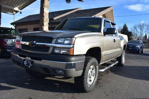 2003 Chevrolet Silverado 1500 for sale at Atlas Auto in Grand Forks ND