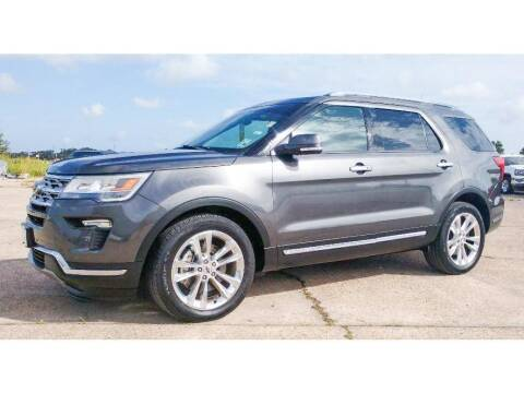 2019 Ford Explorer for sale at Courtesy Value Pre-Owned I-49 in Lafayette LA