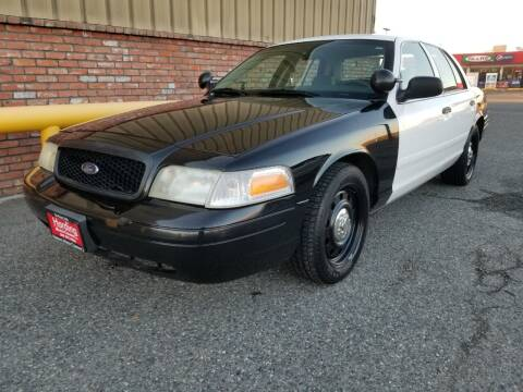 2007 Ford Crown Victoria for sale at Harding Motor Company in Kennewick WA