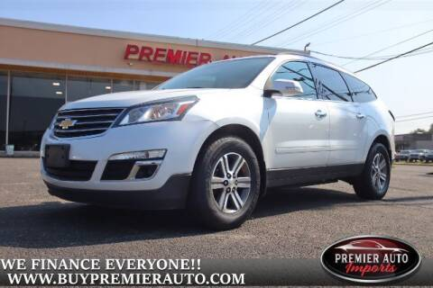 2016 Chevrolet Traverse for sale at PREMIER AUTO IMPORTS - Temple Hills Location in Temple Hills MD