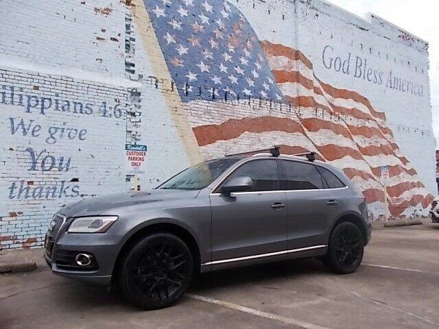 2013 Audi Q5 for sale at LARRY'S CLASSICS in Skiatook OK